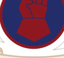 Crimson Fists - Warhammer Sticker
