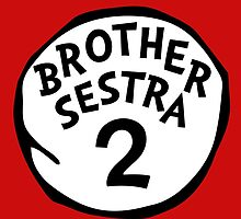 Brother Sestra 2 - Orphan Black by iTheressa