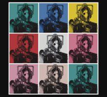 Cybermen Warhol by kayve