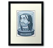 Eddard Stark Framed Print