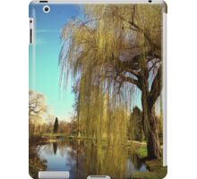 Cry Willow Cry iPad Case/Skin
