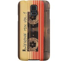 Awesome Mix Vol.1 Samsung Galaxy Case/Skin