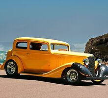 1934 Pontiac 8 Touring Sedan II by DaveKoontz