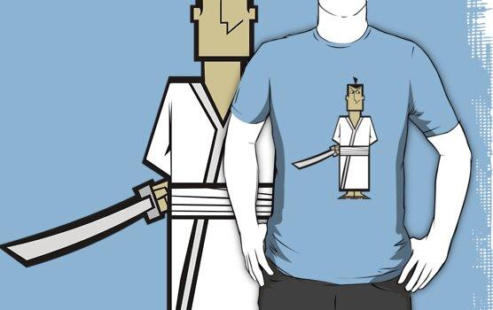 Samurai Utonium  by Cody Brown