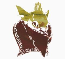Bounty Hunter - Dota 2 by dotashirts10