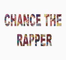 chance the rapper by Chasingbart