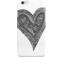 My heart is a complex thing iPhone Case/Skin