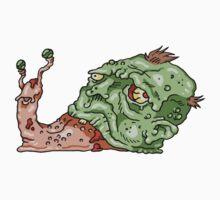 Zombie Snail by slimebeast