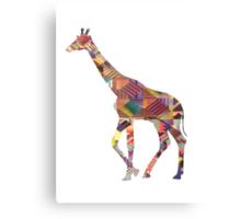 Giraffe- Because the Internet  Canvas Print