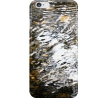 Converging Ripples iPhone Case/Skin
