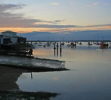 Felixstowe Ferry by RedHillDigital