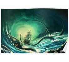 Kraken - version 2 Poster