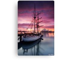 The Tall Ship Canvas Print