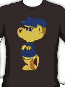 Ferald: The Smooth Ferret T-Shirt