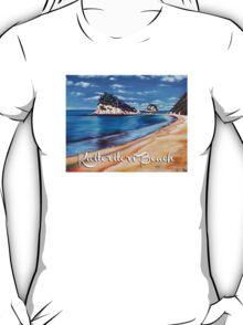 Kaiteriteri Beach New Zealand NZ T-Shirt
