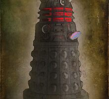 Darlek Grunge by Lightrace