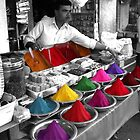 Brilliant powders, India by indiafrank