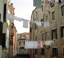 The Real Venice by Tiffany Dryburgh