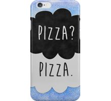 Pizza? Pizza. iPhone Case/Skin