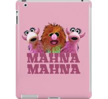 Mahna Mahna iPad Case/Skin