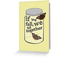 The Butterfly Jar Greeting Card