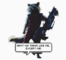 Rocket Raccoon quote by illegalizes