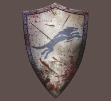 Stark Shield - Battle Damaged Kids Clothes