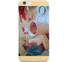 Two Lumps of Sugar and Tea iPhone Case/Skin