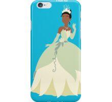 Tiana Illustration iPhone Case/Skin