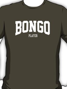 Bongo Player T-Shirt
