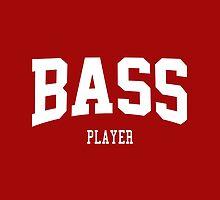 Bass Player by ixrid