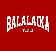 Balalaika Player by ixrid