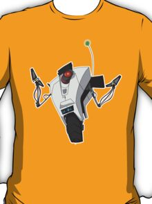 Portal Claptrap Sticker T-Shirt