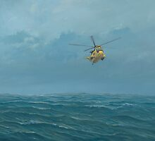 Sea King.  by Richard Picton