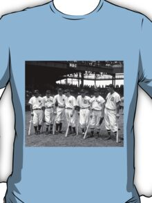 Seven of the American League's 1937 All-Star players T-Shirt