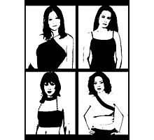 The Charmed Ones Photographic Print