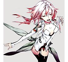 Guilty Crown Inori Photographic Print