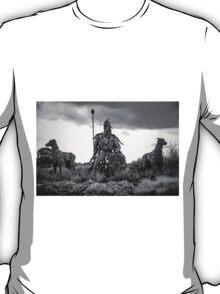 Fionn Mac Cumhaill and his hounds T-Shirt