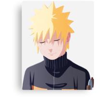 Naruto Uzamaki  Canvas Print