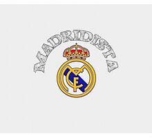 Madridista ~ [Update~Duvet Covers] Photographic Print