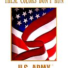 U.S. Army Freedom's Colors by George Robinson