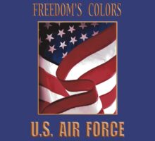 U.S. Air Force Freedom's Colors T-Shirt