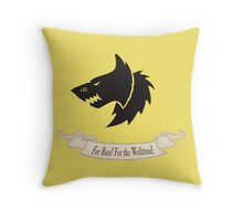 Space Wolves - Warhammer Throw Pillow