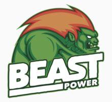 Beast Power Kids Clothes