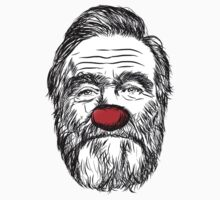Robin Williams Tribute by HadyElHady