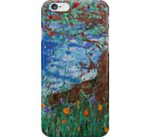 A Nice Place for a Nap iPhone Case/Skin