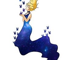 Star dress by BarbaraJHarris
