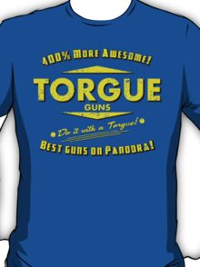 Torgue Guns T-Shirt
