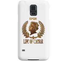 Caesar Insignia Samsung Galaxy Case/Skin