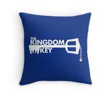 The Kingdom Key Throw Pillow